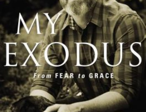 "Review of Alan Chambers ""My Exodus – from fear to grace"""