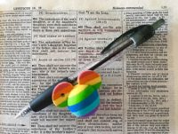 what does the bible really say about homosexuality