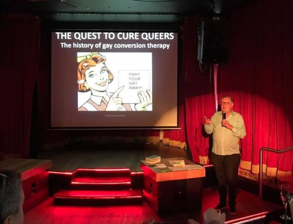 The Quest to Cure Queers