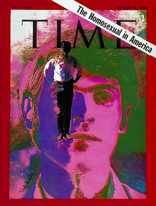 Time Magazine Cover Story 1969: The Homosexual In America