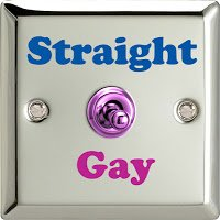 can a straight person become gay