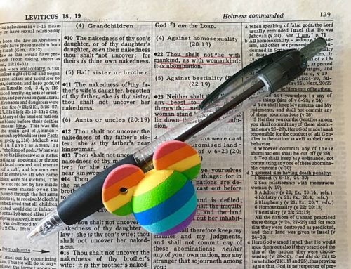 What the Bible really says about homosexuality (Part 2)