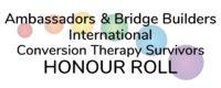 conversion therapy survivors