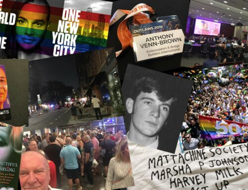 World Pride, Stonewall50 and TQTCQ Report Evening