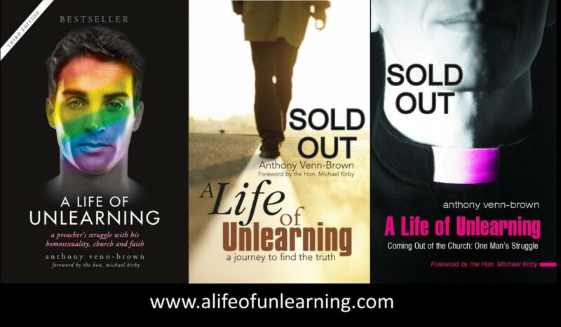A Life of Unlearning