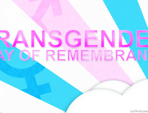 Why have an International Transgender Day of Remembrance?