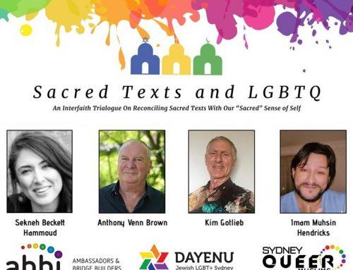 Christian, Jewish and Islamic Sacred Texts and LGBTQ