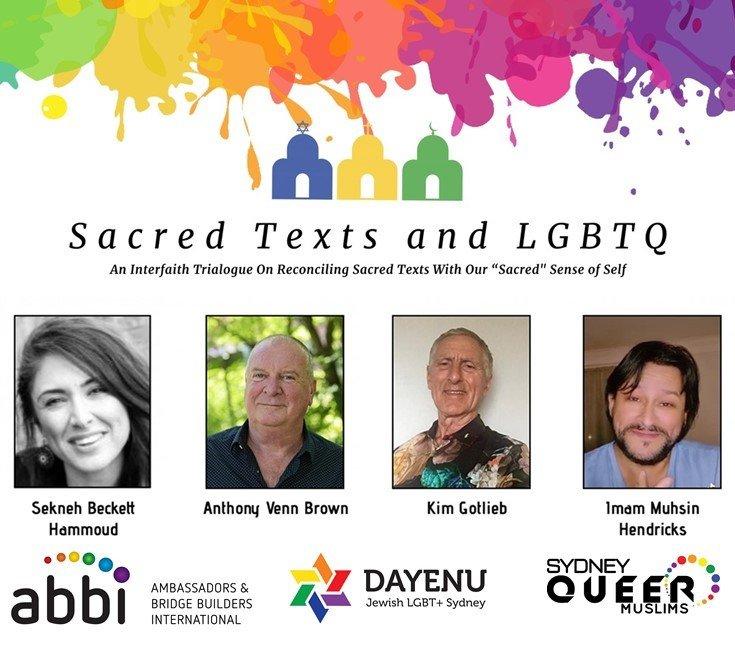 Sacred Texts and LGBTQ