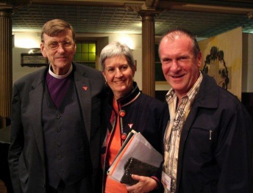 Bishop John Spong – He's gone but he left his mark on me